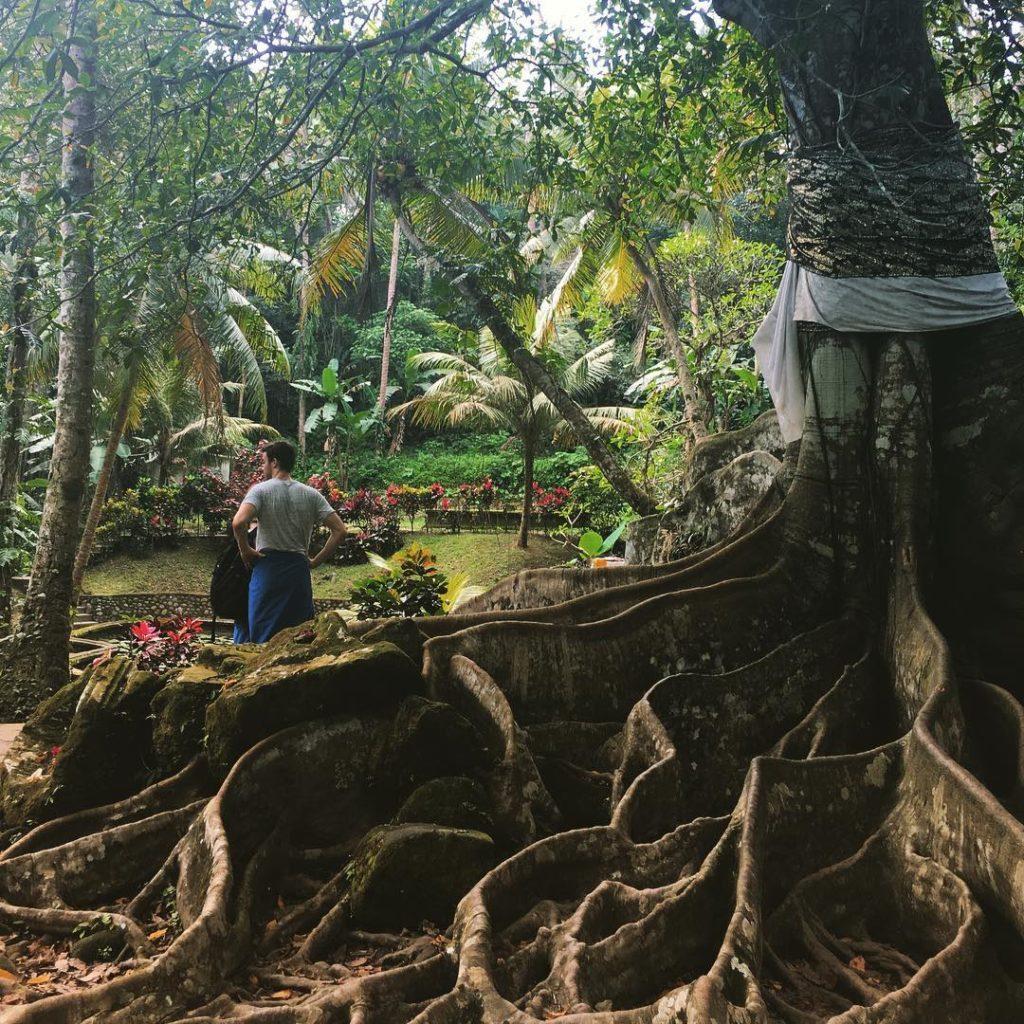 Goa Gajah temple
