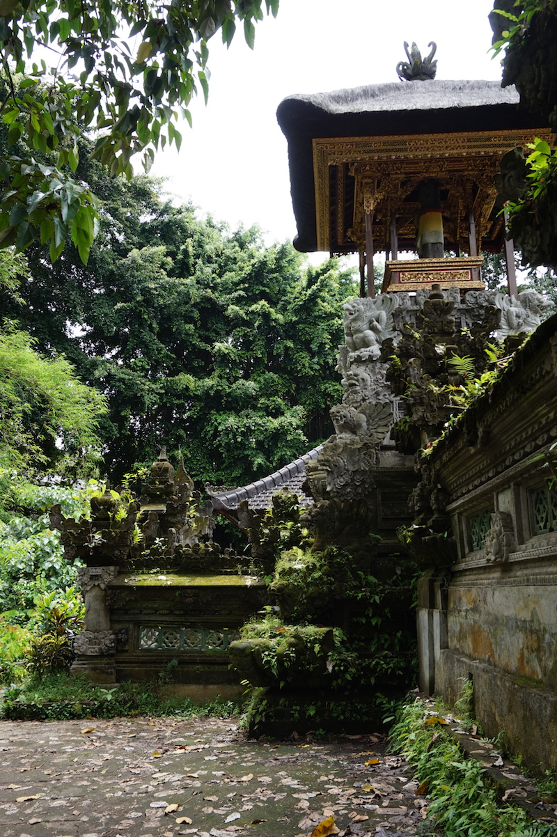Temple, Campuhan Ridge Walk