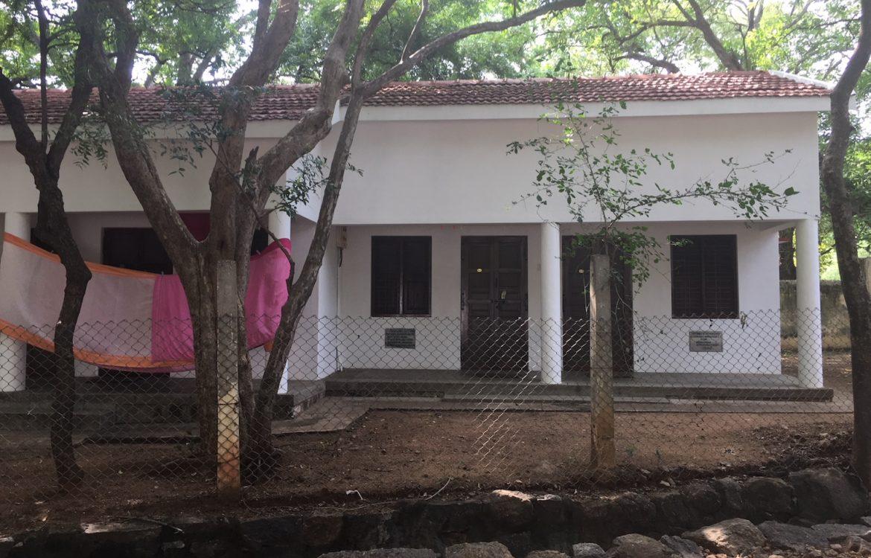 Life in ashram housing