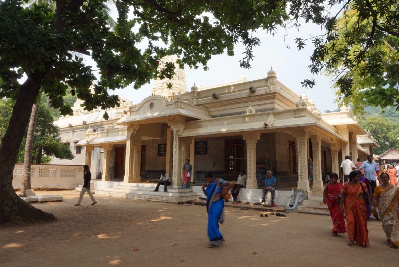 Sri Ramanasramam, Tiruvannamalai, Tamil Nadu, India