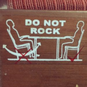 Do Not Rock